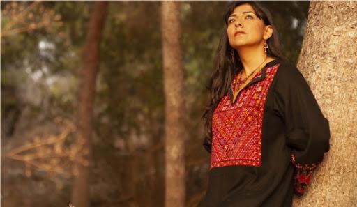 אמל מורקוס ממובילות מאבק האמנים הערבים: אמנות כקולם של המקופחים