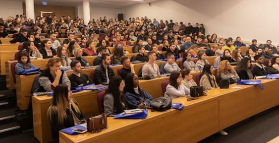 ארגון הסגל ההוראה החיצוני במרכז הבינתחומי הרצליה הכריז סכסוך עבודה