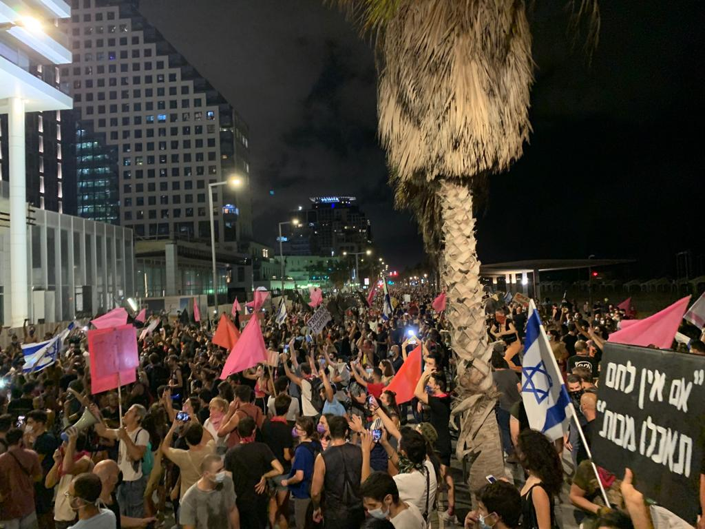 הזעם נגד נתניהו גובר: ברחבי הארץ נערכו ההפגנות הגדולות ביותר מאז תחילת המחאה