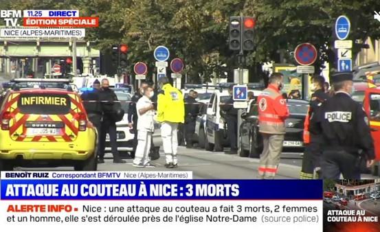 צרפת: הקומוניסטים מגנים את הפיגוע הרצחני בניס וקוראים להגן על ערכי הדמוקרטיה