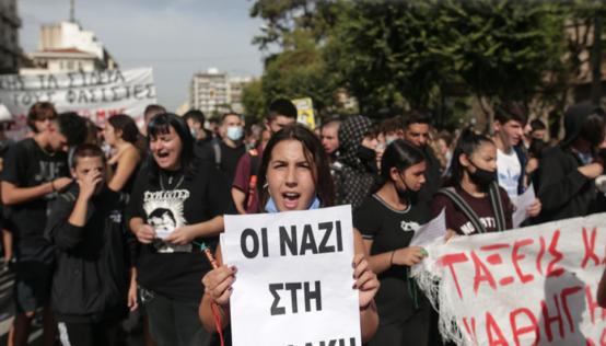 הקומוניסטים ביוון מברכים על פסק הדין שהגדיר את המפלגה הניאו-נאצית כארגון פשע