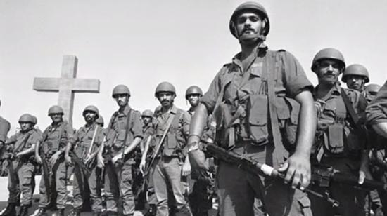"""עתרו לבג""""צ: דורשים לחשוף תמיכת המוסד במליציות הנוצריות במלחמת האזרחים בלבנון"""