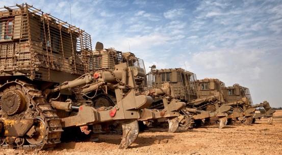 ארגוני זכויות אדם קוראים להפסיק את פלישות הצבא לאדמות החקלאיות ברצועת עזה