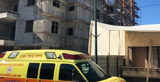 הקורבן ה-59 מתחילת השנה: פועל פלסטיני נהרג בעת הריסת מבנה בהרצליה