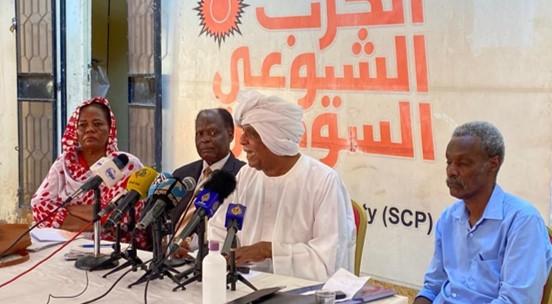 אנשי שמאל במצרים וקומוניסטים סודאנים מתנגדים לנרמול על חשבון הפלסטינים