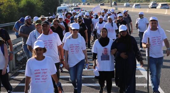 """ח""""כ עודה: הציבור הערבי רעב לשים סוף למגיפת הפשיעה ושבע מההבטחות הריקות של נתניהו"""