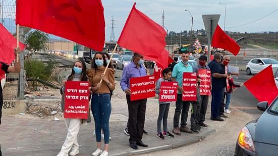 סקר של יוזמות אברהם: 73% מהאזרחים הערבים תומכים במחאה נגד ממשלת הימין