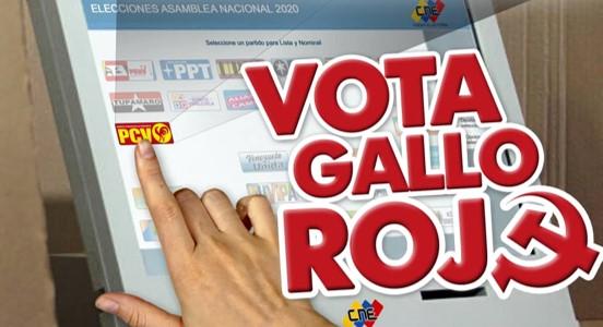 בחירות בוונצואלה: הקומוניסטים חוששים מזיופים לאחר השתקתם בכלי התקשורת