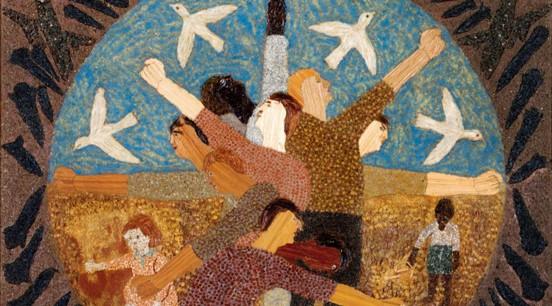 התנאי לשגשוג האנושות: לראשונה תערוכה של מלך ברגר במוזיאון תל-אביב