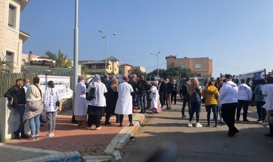 """ח""""כ ג'בארין: נתניהו מנסה לקושש קולות מהציבור הערבי באמצעות החיסונים"""