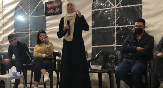 ארבעה מפגינים נעצרו בבאקה אל-גרביה בעת מחאה נגד האלימות בחברה הערבית