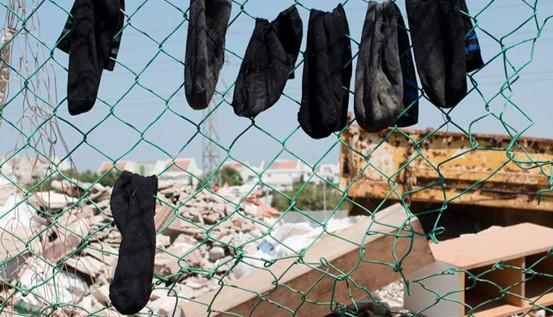 52 פועלי בנייה מסין אובחנו כחולי קורונה; חשש להדבקת העובדים הפלסטינים