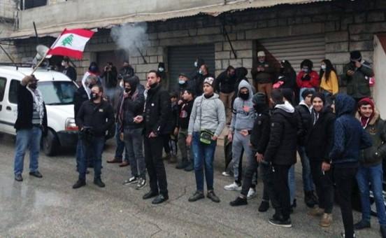 הפגנות נגד הרעב והאבטלה ברחבי לבנון; מחאות נוספות צפויות בהמשך