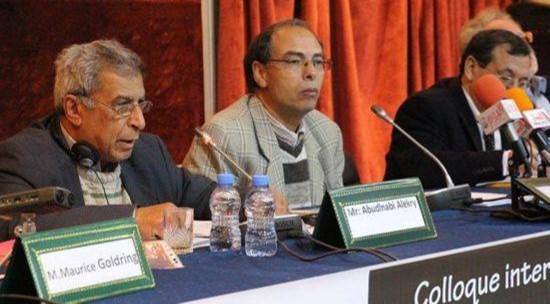 העיתונאי מעטי מונג'יב שהגדיר את מרוקו מדינת משטרה נידון לשנת מאסר