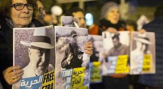 נלחם בחוסר צדק ובכיבוש: נפטר פעיל השלום העקבי עזרא נאווי