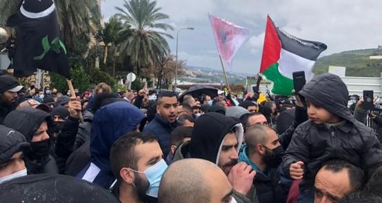 מאות הפגינו באום אל-פחם נגד הפשע והרצח; ביום חמישי: יום מחאה ארצי
