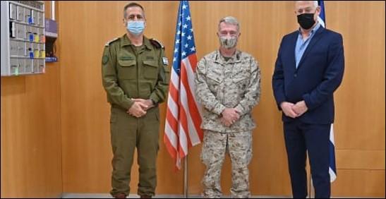 """יודח הרמטכ""""ל: כוכבי מחרחר מלחמה עם איראן ומאבטח את הפורעים נגד הפלסטינים"""