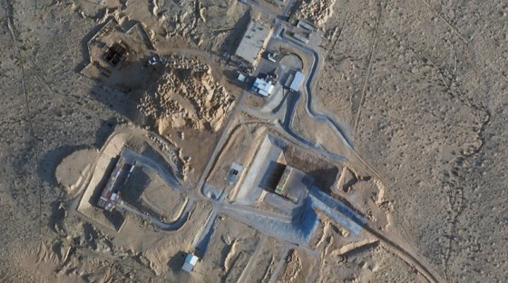 עדויות נוספות: ישראל מרחיבה את הקריה למחקר גרעיני בדימונה
