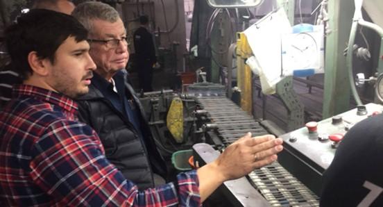 """עובדי מפעל זיקה שבעכו יקבלו תוספות שכר לאחר שנה וחצי של מו""""מ"""