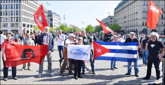 סערה במפלגת השמאל הגרמנית די לינקה על רקע שינוי בעמדתה על לקובה