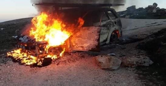 מתנחלים תקפו תושבים בשלושה כפרים; לוחמים לשלום הורידו 'גדר אפרטהייד'