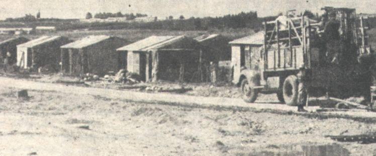 """בלילה שבין ה-18 ל-19 בפברואר 1953 פונתה מעברת כפ""""ס בהוראת לוי אשכול"""