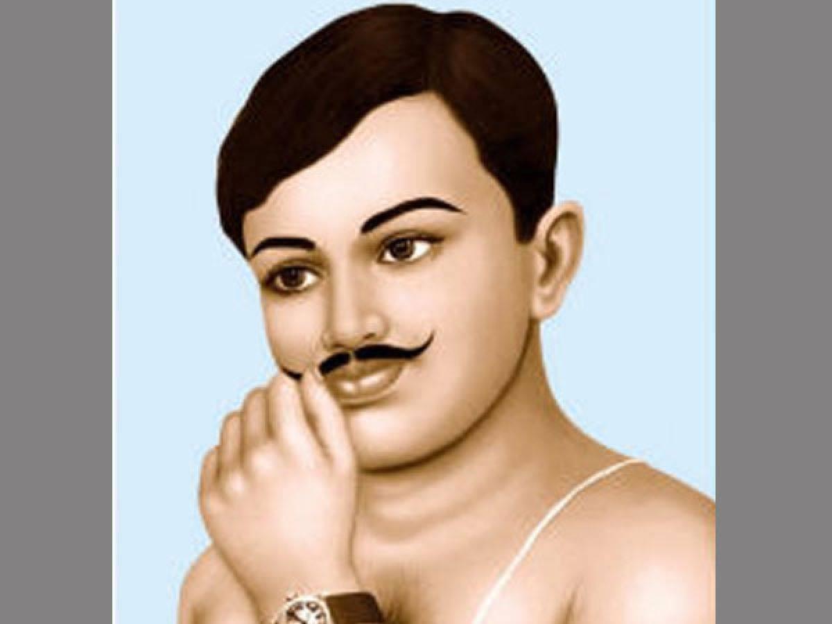 27 בפברואר 1931 מת המהפכן ההודי צ'אנדרה סאקאהר אזאד