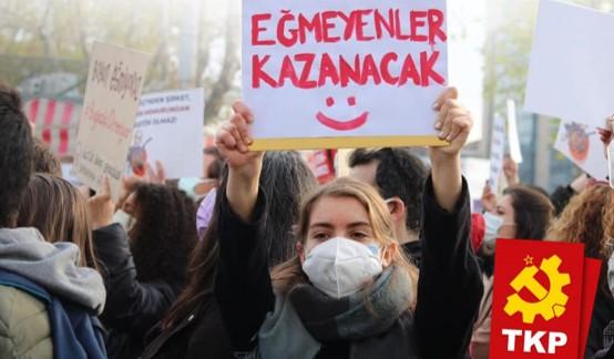 מאות נעצרו: נמשכות מחאות הסטודנטים באיסטנבול נגד שלטונו של ארדואן