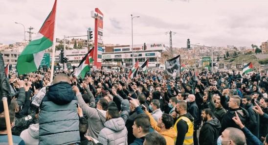 מפגינים נגד הפשע חסמו את הכניסה לאום אל פחם; ביום ג' יתקיימו אירועי יום האדמה