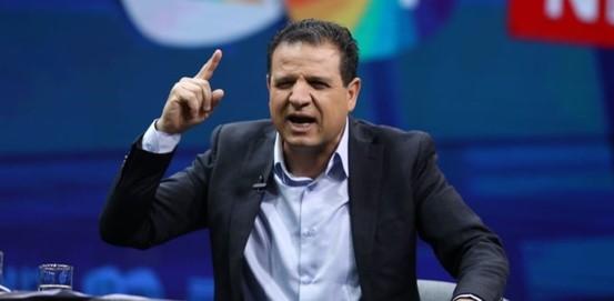 """ח""""כ איימן עודה: אדבר נגד הכיבוש אם יקראו לי להעיד בבית הדין הבינלאומי בהאג"""