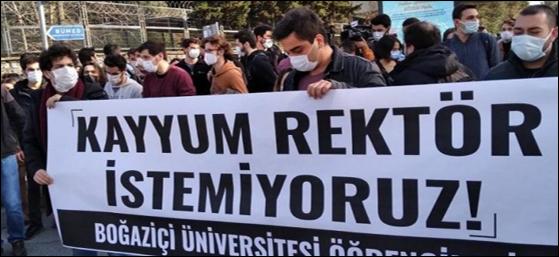 הקרב על אוניברסיטת בואזיצ'י: המחאות נגד התערבות ארדואן בהשכלה הגבוהה בתורכיה