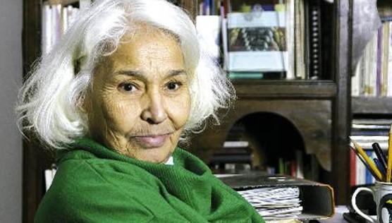 פעילת השמאל הפמיניסטית הנודעת בעולם הערבי: נוואל אל-סעדאווי נפטרה בקהיר