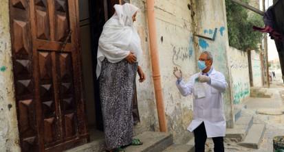 הנגיף מתפשט בשטחים הכבושים: המשבר הבריאותי והכלכלי בפלסטין