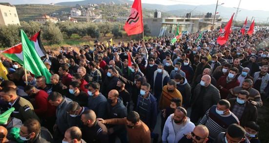 חיילי הכיבוש ירו למוות במפגין פלסטיני ליד בית דג'ן ממזרח לשכם