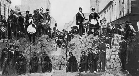 150 שנה לקומונה של פריס: שלטון העובדים הראשון של העם ולמען העם