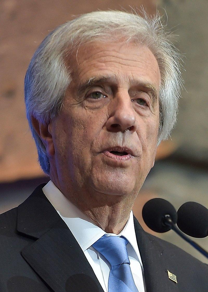 ב-1 במארס 2005 החל לכהן הנשיא השמאלי של אורוגוואי טאבארה ואסקס