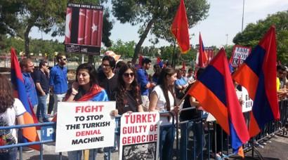 בעולם מציינים 106 שנה לרצח העם הארמני בידי האימפריה העות'מאנית