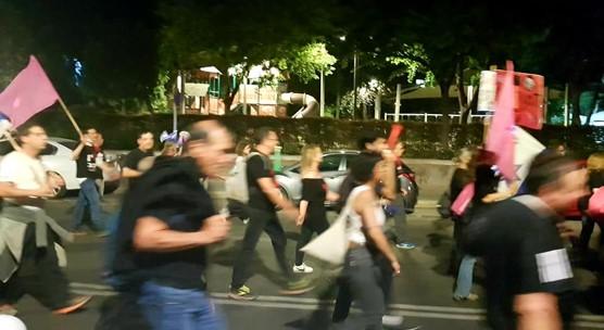 מאות הפגינו בבלפור נגד בנימין נתניהו וממשלתו הימנית; מחאות נוספות נערכו ברחבי הארץ
