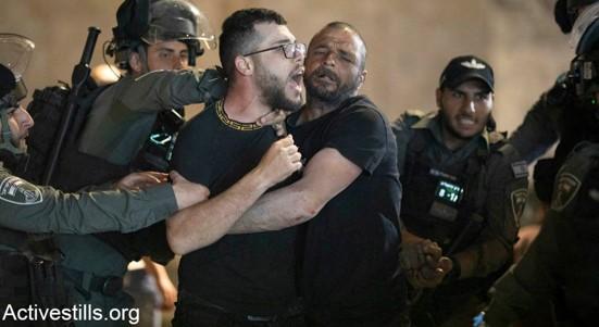 """ח""""כ עודה: טוב שהסירו את המחסומים בשער שכם שזרעו אלימות ושנאה"""