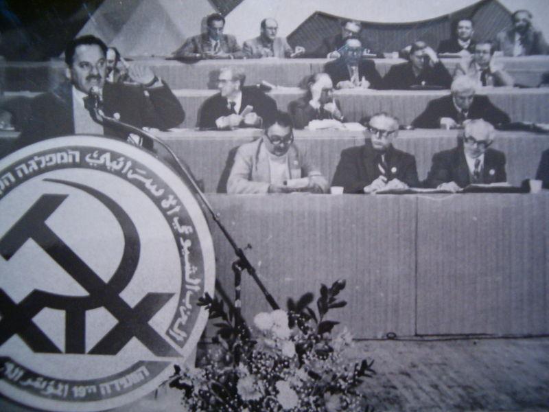"""דוד סשה חנין ממנהיגי מק""""י המיתולוגים נולד ב-18 באפריל 1923 בבריה""""מ"""
