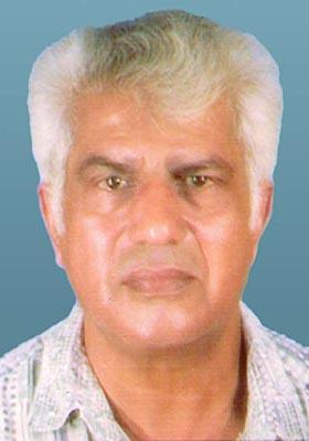 """דר' לכלכלה, חבר לשכות חד""""ש וח""""כ לשעבר: אחמד סעד מת ב-20 באפריל 2010"""