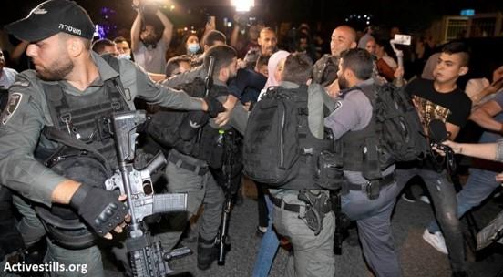 נישול תושבי שייח' ג'ראח הפלסטינים מגיע אל בית הדין הבינלאומי בהאג