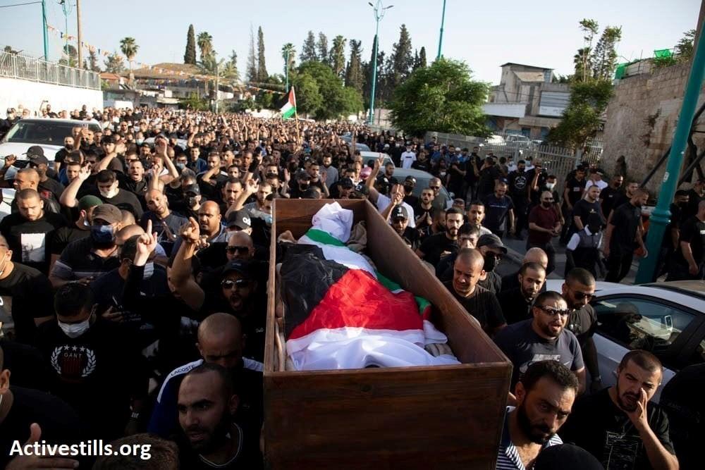 תקועה לימין כמו עצם בגרון: הטרגדיה של הקהילה הערבית בלוד