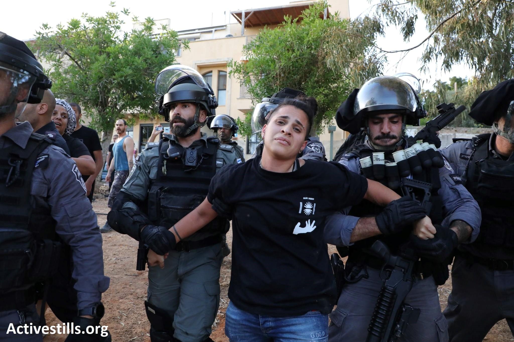 המחאה ונקמת ממשלת הימין: מאות צעירים ערבים נעצרו בימים האחרונים