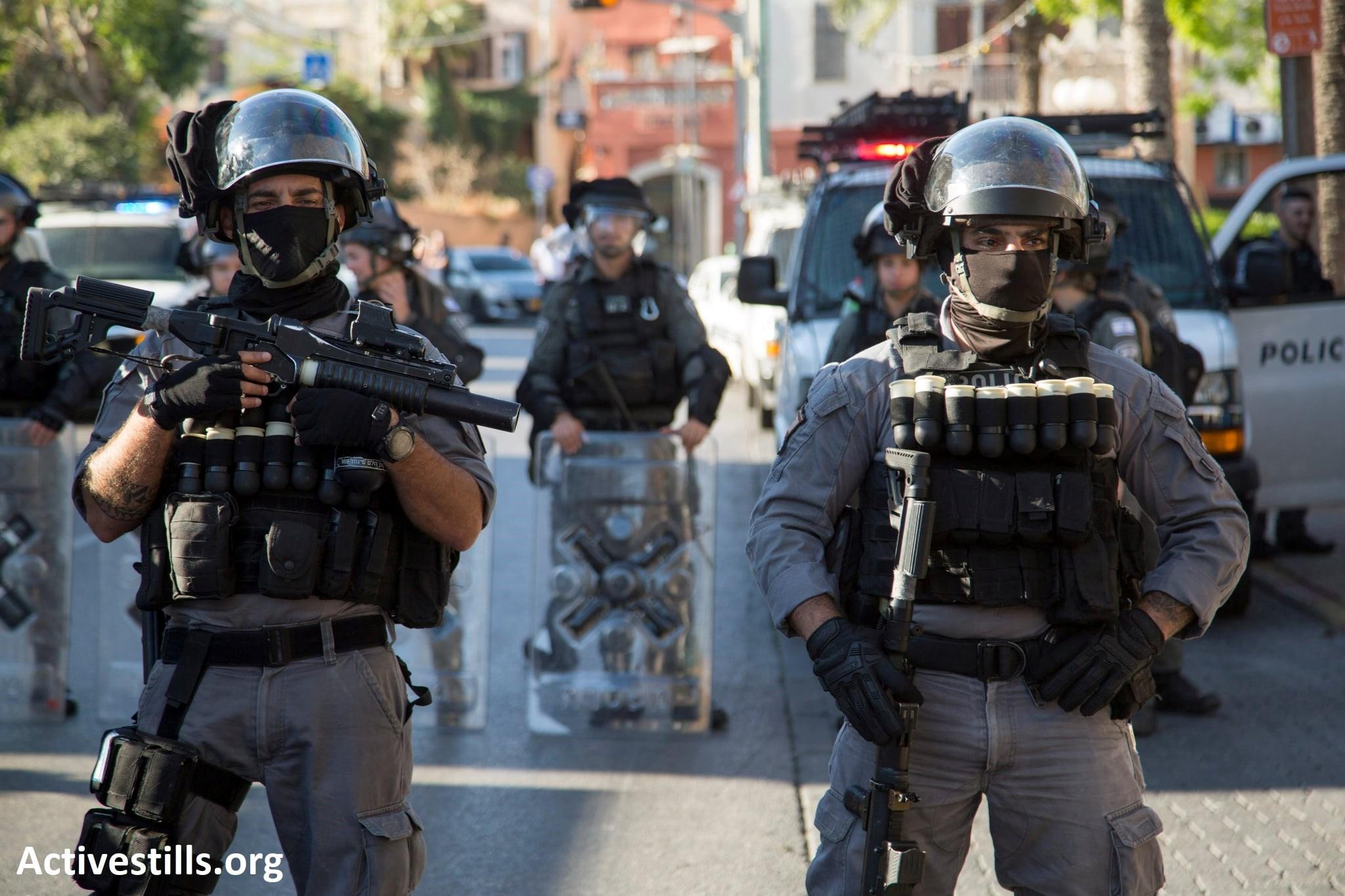 מתנהלים כמו מבצע צבאי: עדאלה דורש להפסיק את המעצרים ההמוניים ביישובים הערביים