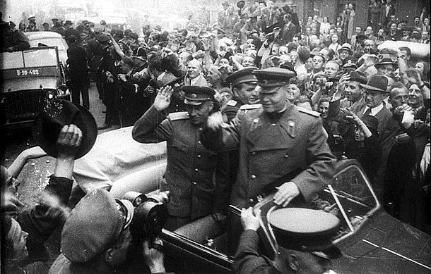 הקרב על פראג מגיע לסיומו ב-11 במאי 1945: החזית האירופאית האחרונה