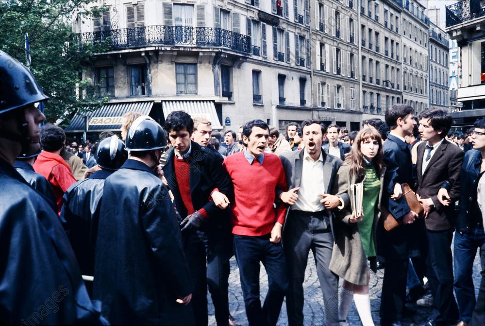 להפלת הסדר הישן ובריאת סדר חדש: שביתת 13 במאי, 1968 בצרפת