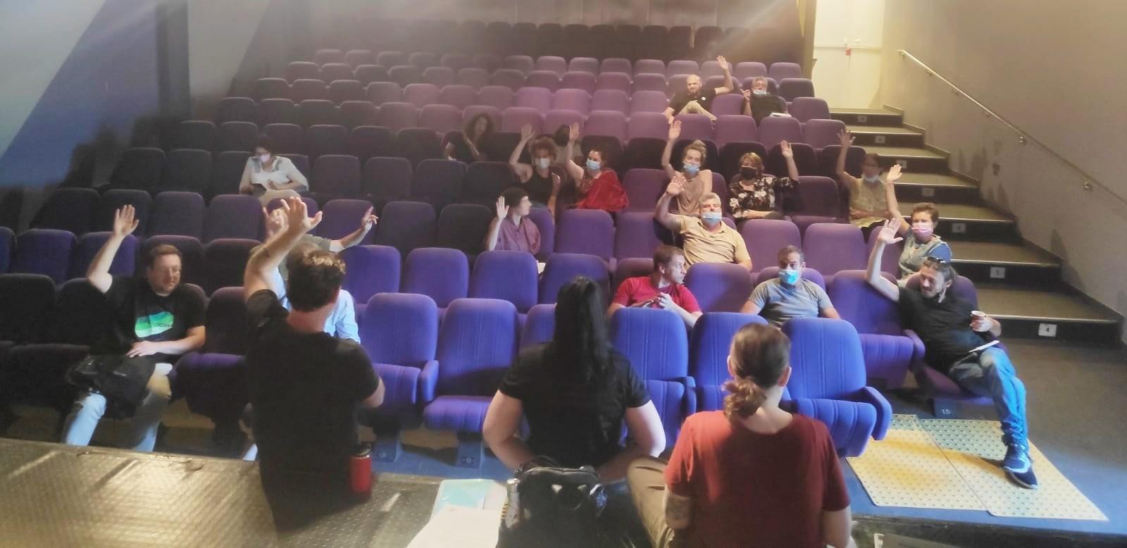 לאחר שנים של מאבק: נחתם ההסכם הקיבוצי הראשון במוזיאוני העיר חיפה