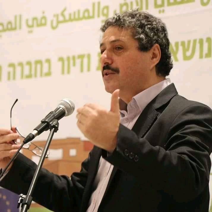 """ראיון עם מנכ""""ל מרכז מוסאוא, ג'עפר פרח: מתקפה פוליטית על הציבור הערבי"""