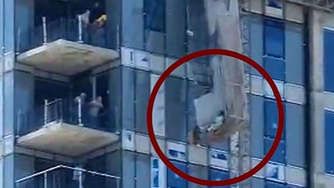 """שני פועלי בניין נהרגו בתאונות עבודה במרכז ת""""א ובמושב כפר יהושע בעמק יזרעאל"""